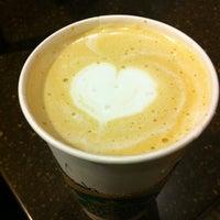 Photo taken at Starbucks by Sarah M. on 2/9/2013