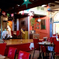 Photo taken at La Fuente Restaurant by Robby W. on 3/9/2014