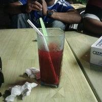 Photo taken at Mek Su Tomyam & Seafood by Airy K. on 10/6/2012