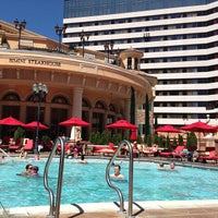 Photo taken at Peppermill Resort Spa Casino by Jamaica Jane M. on 6/17/2013