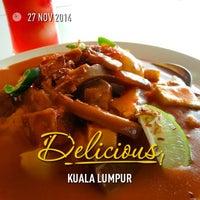 Photo taken at Restoran Mee Rebus & Pasembur Utara by Fedya F. on 11/27/2014