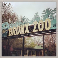 Photo taken at Bronx Zoo by Chase W. on 4/19/2013