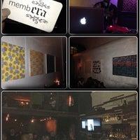 Photo taken at Era Art Bar & Lounge by Nony O. on 3/31/2013
