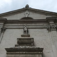 Photo taken at Chiesa di Santa Maria Formosa by Павел П. on 7/9/2014