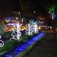 Photo taken at Parque del Agua by Katerinne H. on 12/11/2012