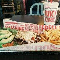 Photo taken at Smashburger by Matthew E. on 3/10/2014