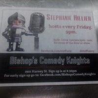 Photo taken at Bishop's Bar & Grill by Gene C. on 6/7/2013