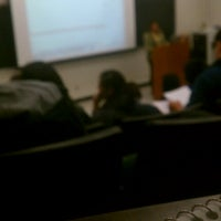 Photo taken at UCLA Franz Hall by Eric Jonathan D. on 1/14/2013