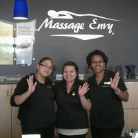 Photo taken at Massage Envy - Pearland by Anh N. on 9/19/2012