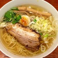 Photo taken at 麺屋 ひょっとこ by inkznr on 1/16/2013