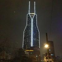 Photo taken at Le Royal Méridien Shanghai   上海世茂皇家艾美酒店 by Dennis on 1/16/2013