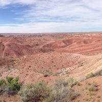 Photo taken at Painted Desert by Jac on 5/24/2013