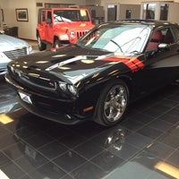 Photo taken at Bergstrom Chrysler Dodge Jeep Ram of Kaukauna by Kevin S. on 3/5/2013