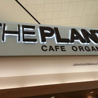 Photo taken at The Plant Cafe Organic by William D. on 5/3/2013