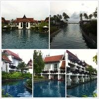 Photo taken at JW Marriott Khao Lak Resort & Spa by Hye Jin L. on 7/7/2013