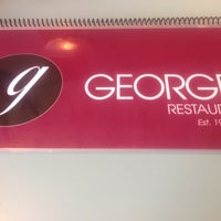 Photo taken at George's Restaurant by Jay B. on 8/9/2014