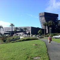 Photo taken at de Young Museum by Alex H. on 12/27/2012