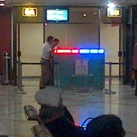 Photo taken at Gate 8 by syahrial e. on 2/7/2013