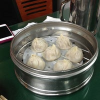 Photo taken at Excellent Dumpling House by Omer Z. on 6/8/2013