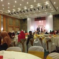 Photo taken at Dewan Seri Seroja, Presint 15 by Effa E. on 8/20/2016