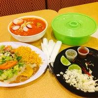 Photo taken at El Super Taco by Mr. J. on 2/25/2014