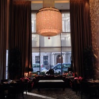 Photo taken at Four Seasons Hotel by Andrey K. on 10/27/2013