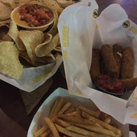Photo taken at Buffalo Wild Wings by Brooke C. on 2/18/2015