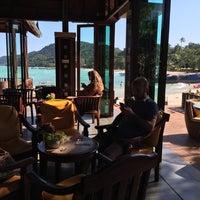 Photo taken at Phi Phi Natural Resort by Anna G. on 12/28/2015