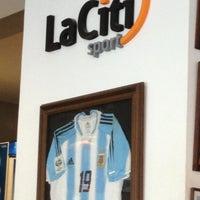Photo taken at La City Sport by fernando f. on 12/3/2012