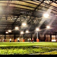 Photo taken at Liga Euro by Carlos S. on 12/19/2012