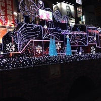 Photo taken at 新橋駅前 SL広場 by Kenichi M. on 1/9/2015