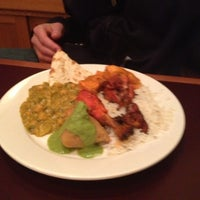 Photo taken at Tanjore Indian Restaurant by Jeffrey S. on 12/4/2012