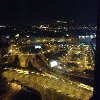 Photo taken at Corinthia Hotel Prague by Ли S. on 12/31/2012