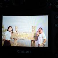 Photo taken at หน้าผาม่อนล่อง by Yai P. on 3/25/2014
