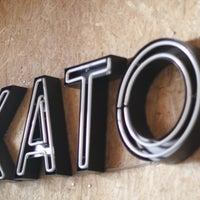 Photo taken at KATO by Błażej F. on 10/6/2012