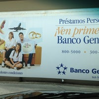 Photo taken at Banco General by Javier De Hermoso A. on 2/5/2013