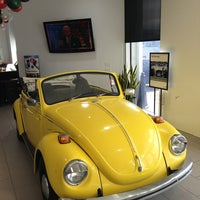 Photo taken at Quirk Volkswagen by Ivan I. on 12/30/2013