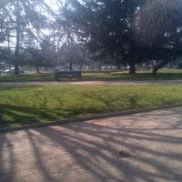 Photo taken at Plaza Las Lilas by Eduardo L. on 7/25/2013