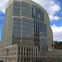 Photo taken at Theodore Roosevelt Federal Courthouse (U.S. District Court) by Steven T. on 3/23/2013