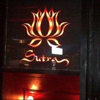Photo taken at Sutra Lounge by Buddha B. on 4/10/2013