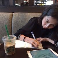 Photo taken at Starbucks by Pin H. on 10/21/2016