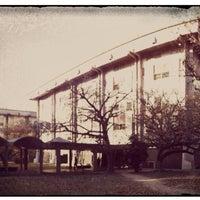 Photo taken at Facultad de Arquitectura y Urbanismo by Nico L. on 8/5/2013