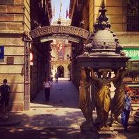 Photo taken at Museu de Cera de Barcelona by Igor K. on 7/15/2013