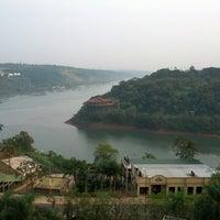 Photo taken at Amerian Portal Del Iguazu Hotel by Hiroshi K. on 9/18/2012