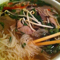 Photo taken at Bambu Vietnamese Restaurant by Sabrina B. on 3/9/2013