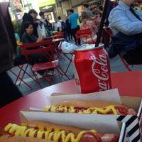 Photo taken at Snack Box by Fernando Z. on 9/17/2013