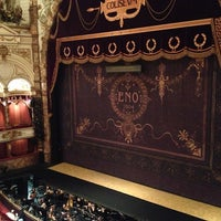 Photo taken at English National Opera at the London Coliseum by Funda C. on 11/27/2012