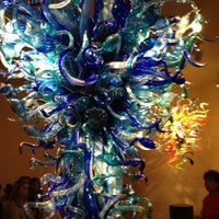 Photo taken at Chihuly Collection by Andrea O. on 2/8/2013