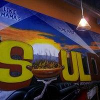 Photo taken at Otis Jackson's Soul Dog by Dylan T. on 12/19/2012