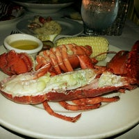 Photo taken at Scott's Seafood by John P. on 8/11/2013